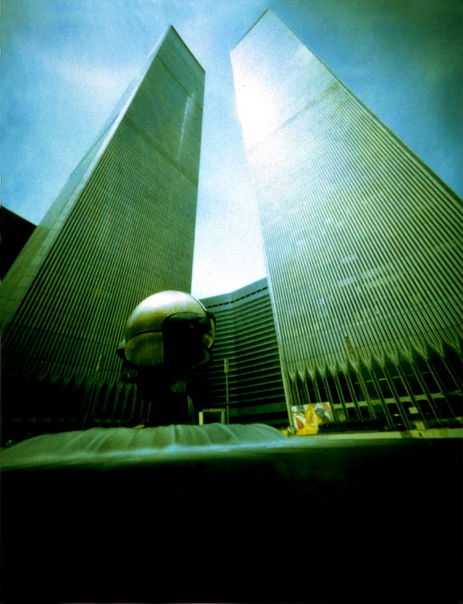 World Trade Towers PlazaNew York, NY 1997