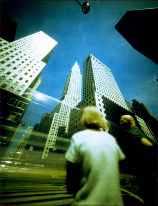 <i>Third Avene Streak</i>New York, NY 1997