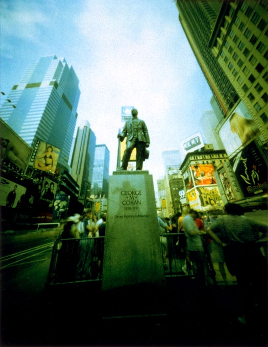 <i>Give My Regards To Broadway</i>New York, NY 1997