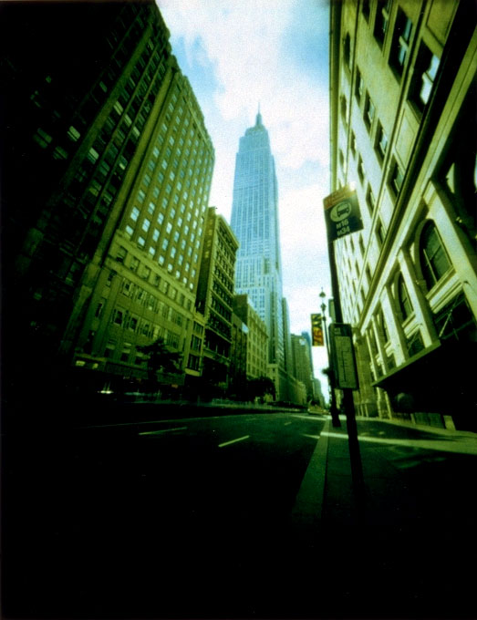<i>Empire State Alley</i>New York, NY 1997