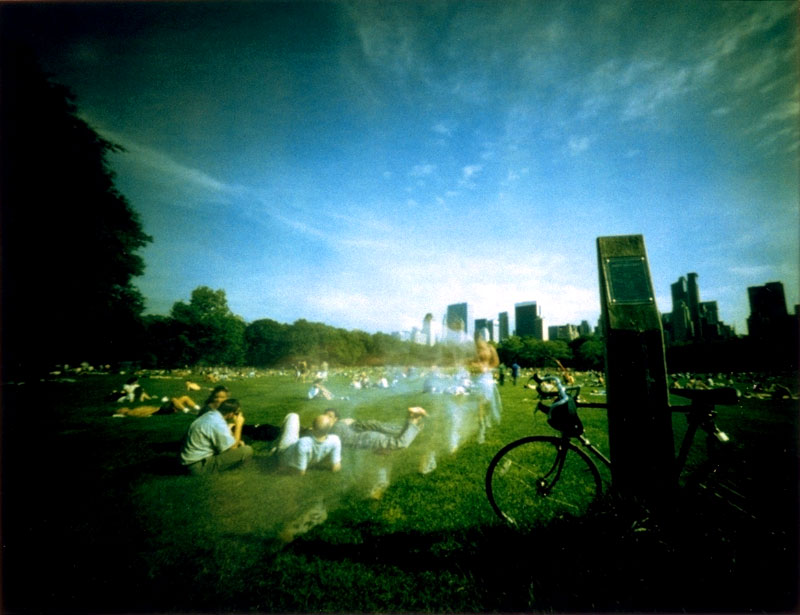 <i>Sheep Meadow Stroll</i>, New York, NY 1997