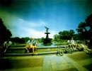 Bethesda Fountain I, New York, NY 1997