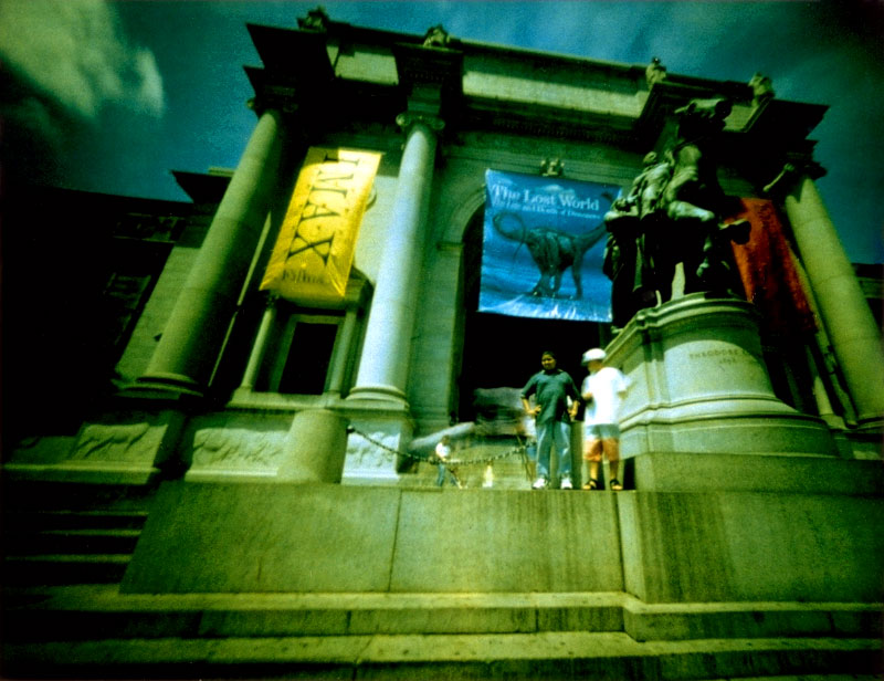 Museum of Natural History, New York, NY 1997