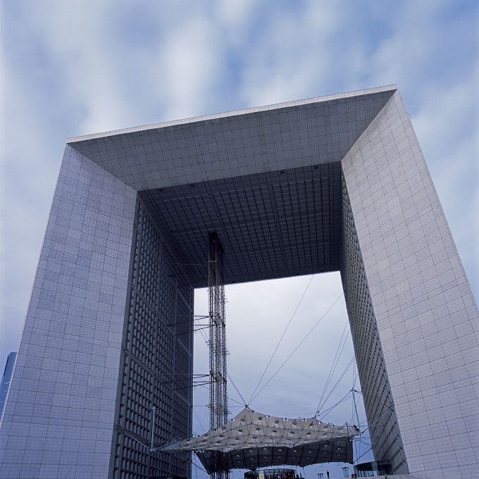 La Grande Arche de La Défense 3Paris, France 2004