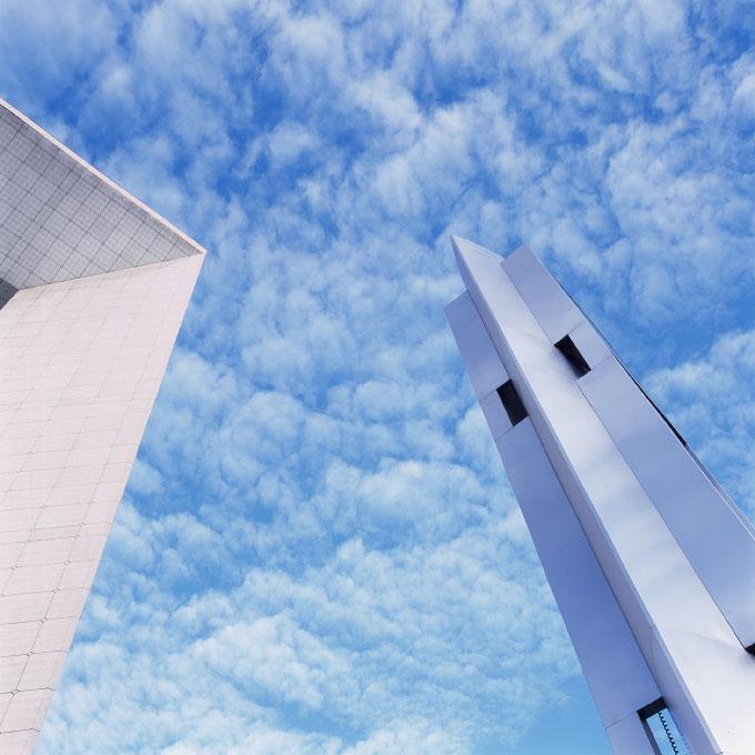 La Grande Arche de La Défense 2Paris, France 2004