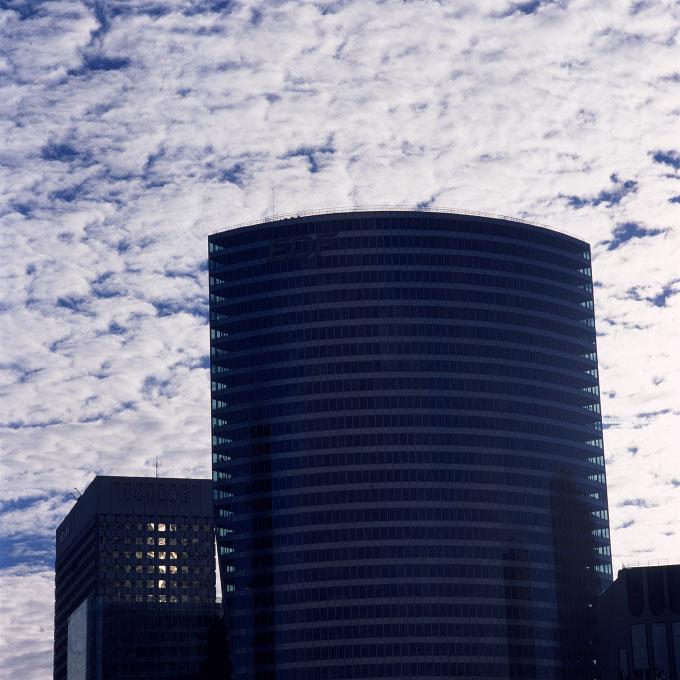 Tour Sequoia, La Défense 1Paris, France 2004