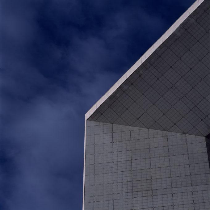La Grande Arche de La Défense 4Paris, France 2004