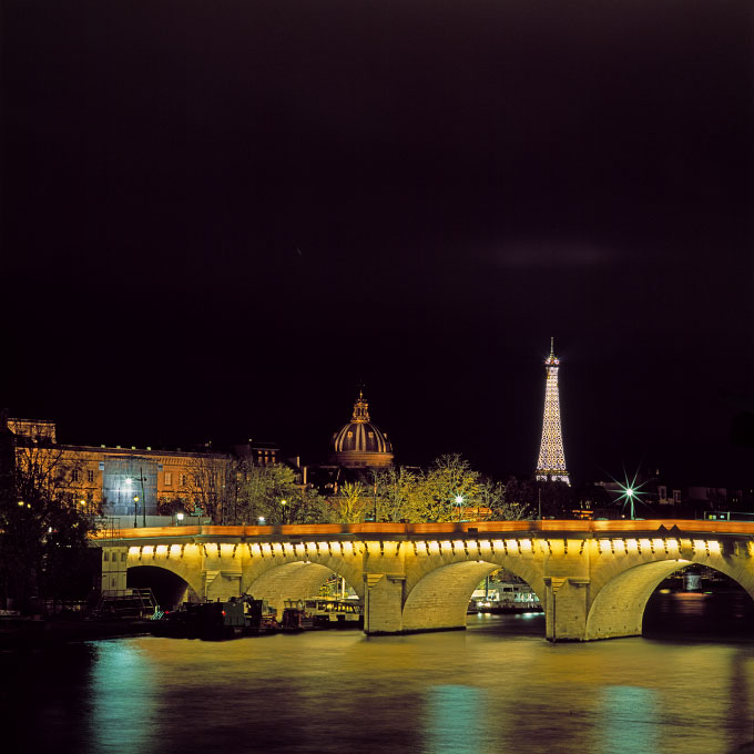 le Pont-NeufParis, France 2004