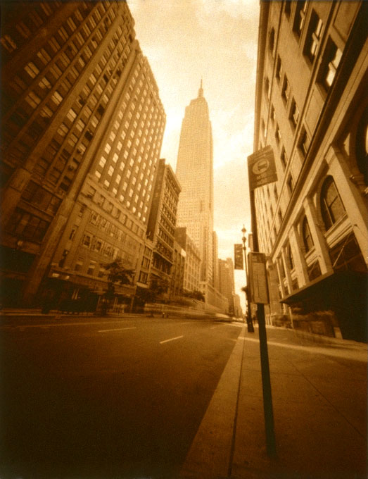 Empire State Alley IINew York, NY 1997