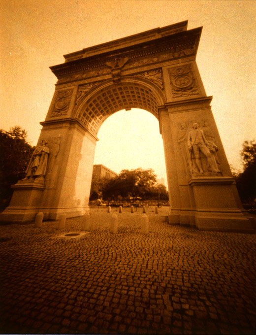 Washington Square Arch IINew York, NY 1997