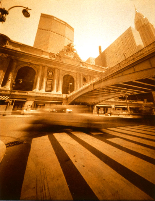 Grand Central Turn IINew York, NY 1997