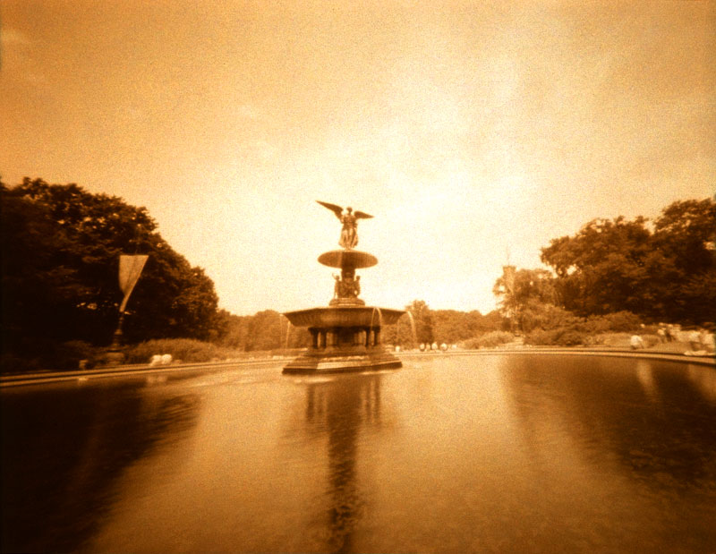 Bethesda Fountain II, New York, NY 1997