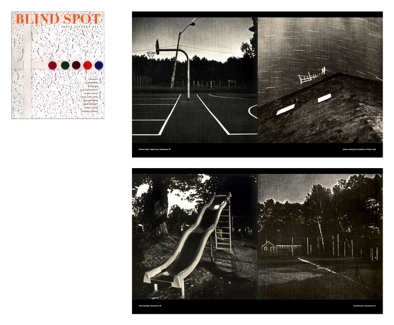 Blind Spot, Issue 15, Spring/Summer 2000