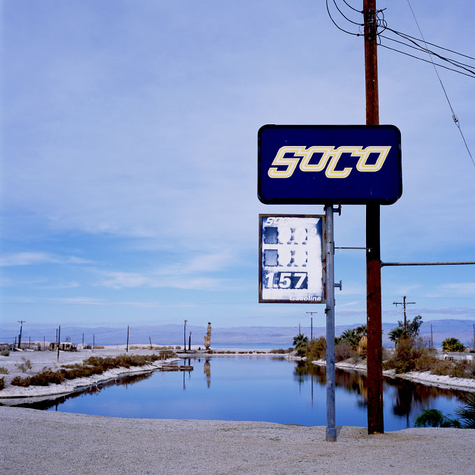 Soco Fuel Stop Salton Sea Beach, CA 2008
