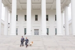The wedding of Caleb Holton and Myles Baker. Ceremony at VA State Capitol and reception at Havana 59.