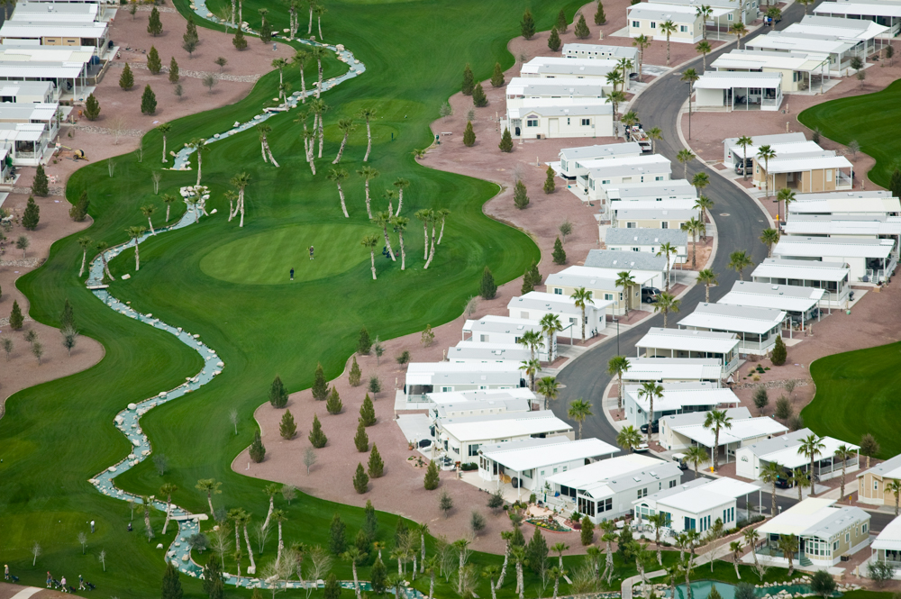 Palm Creek Golf & RV ResortCasa Grande, AZ 2005Digital Capture, Ref #: 050217-0141