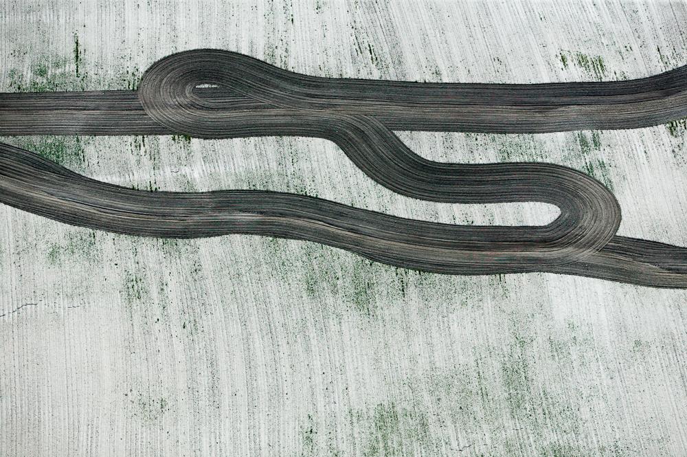 Tilling Tracks, Snowville, UT 2005 (050618-0290)