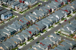 Housing Development II, Beaverton, Oregon 2005 (050629-0263)