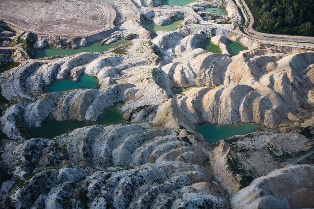 Phosphate Mining Operations, Plant City, Florida 2007 (070604-0273)