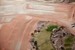 Future Housing Development with Golf Course View, Las Vegas, NV 2009 (091025-0286)