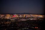 The Strip at Night, Las Vegas, NV 2009 (091025-0572)