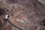 Desert Highway, Clark County, NV 2009 (091026-0487)
