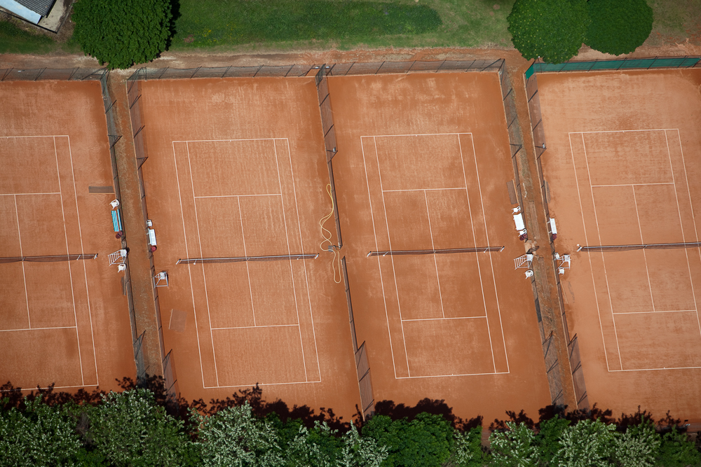 Clay Courts Marnes-la-Coquette, France 2010Digital Capture, Ref #: 100528-1228