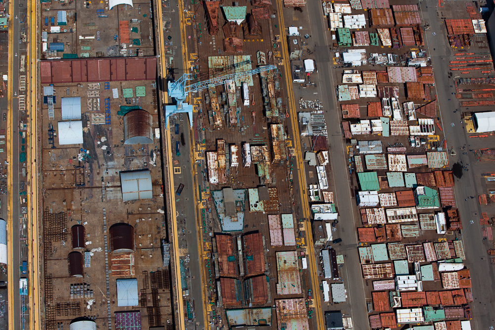 Ship Yard, Newport, Virginia 2011 (110430-0279)