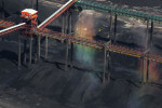 Coal Dust Suppression, Newport, Virginia 2011 (110430-0320)