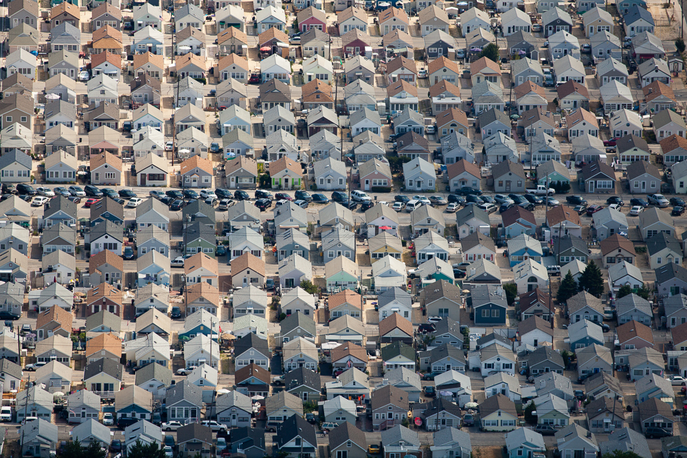 Housing Tone Shift, Seaside Park, New Jersey 2011 (110715-0715)