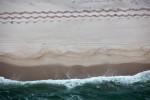 Sand Fences I, Mastic Beach, NY 2013 (130418-0830)