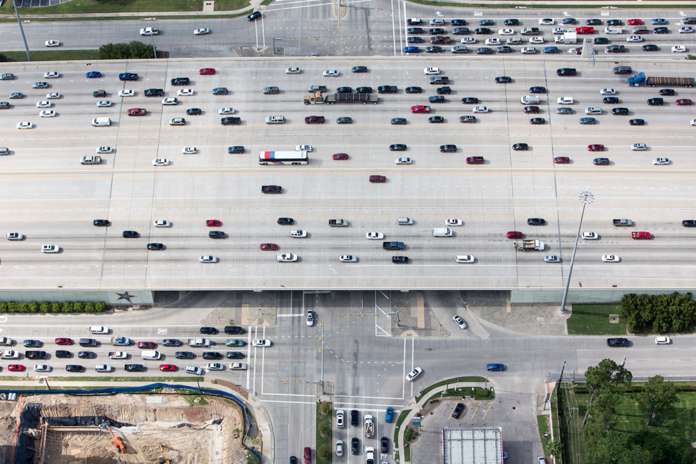 Katy Freeway, Houston, Texas 2014 (140605-0019)Featured in the November 2014 issue of Landscape Architecture Magazine