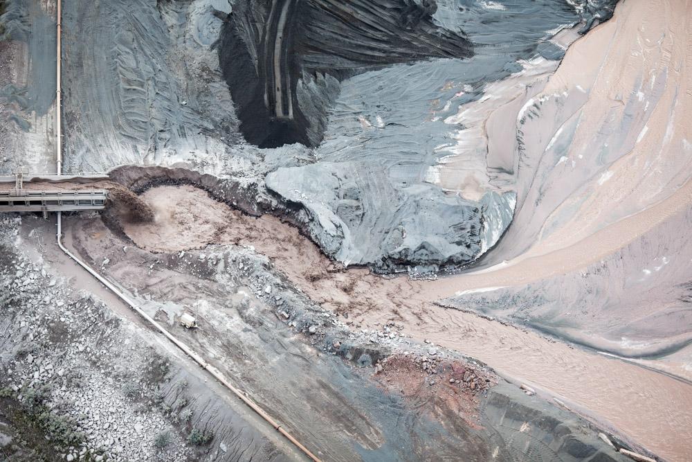 Slurry Outfall, Mountain Iron, Minnesota 2014 (140826-0483)