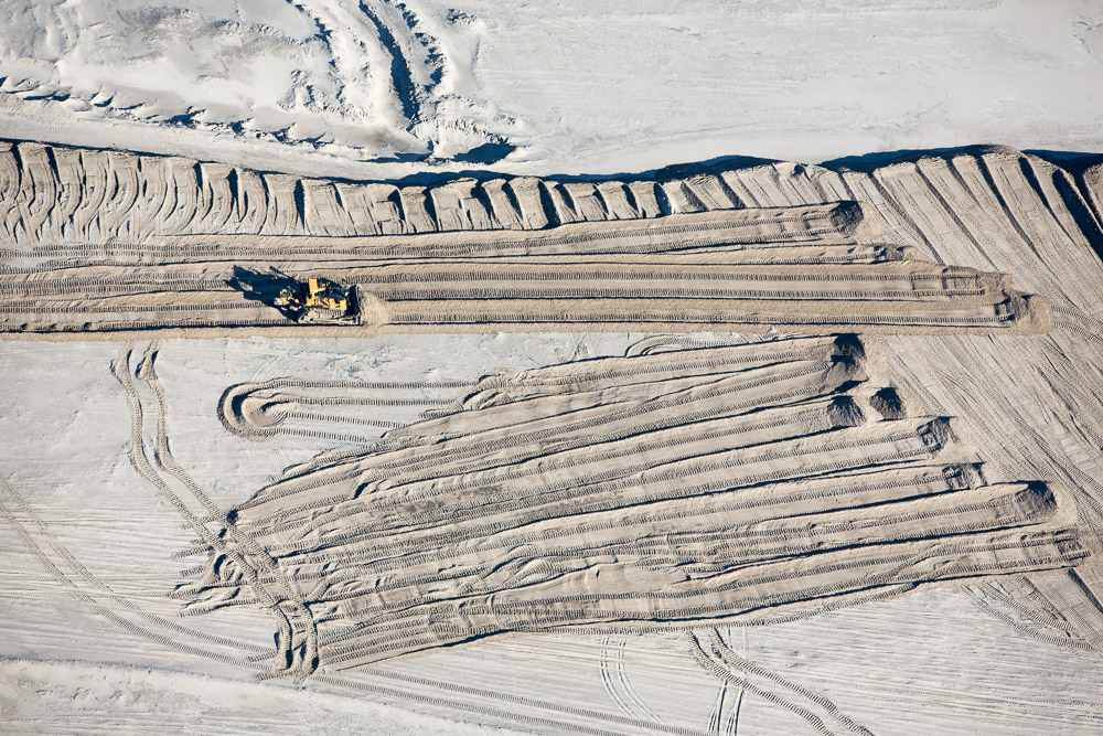 Bitumen SandAlberta, Canada 2014Digital Capture, File Ref. 140914-0022
