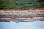 Terraces of Open Pit Tar Sands Mine, Syncrude, Mildred Lake, Alberta, Canada 2014