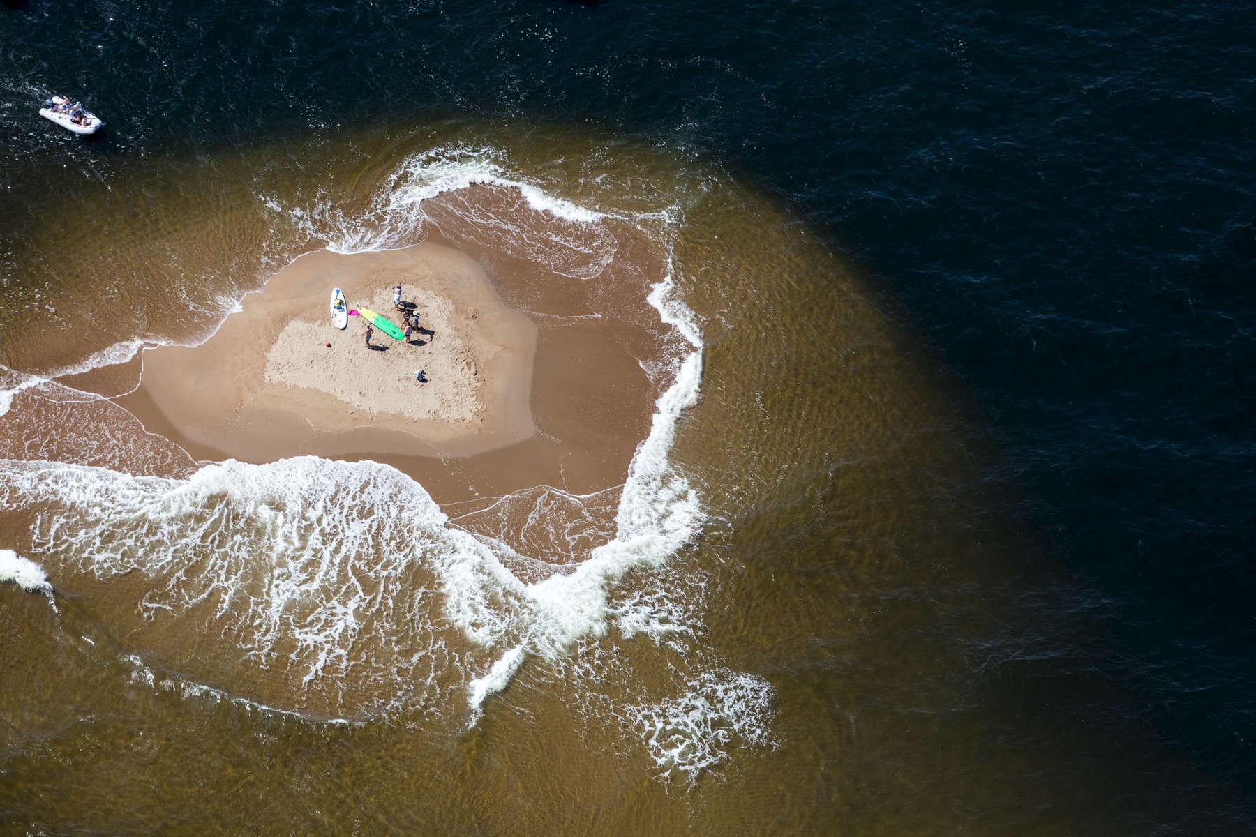 Sand Bar Island, Newbury Massachusetts 2018 (180901-0358)