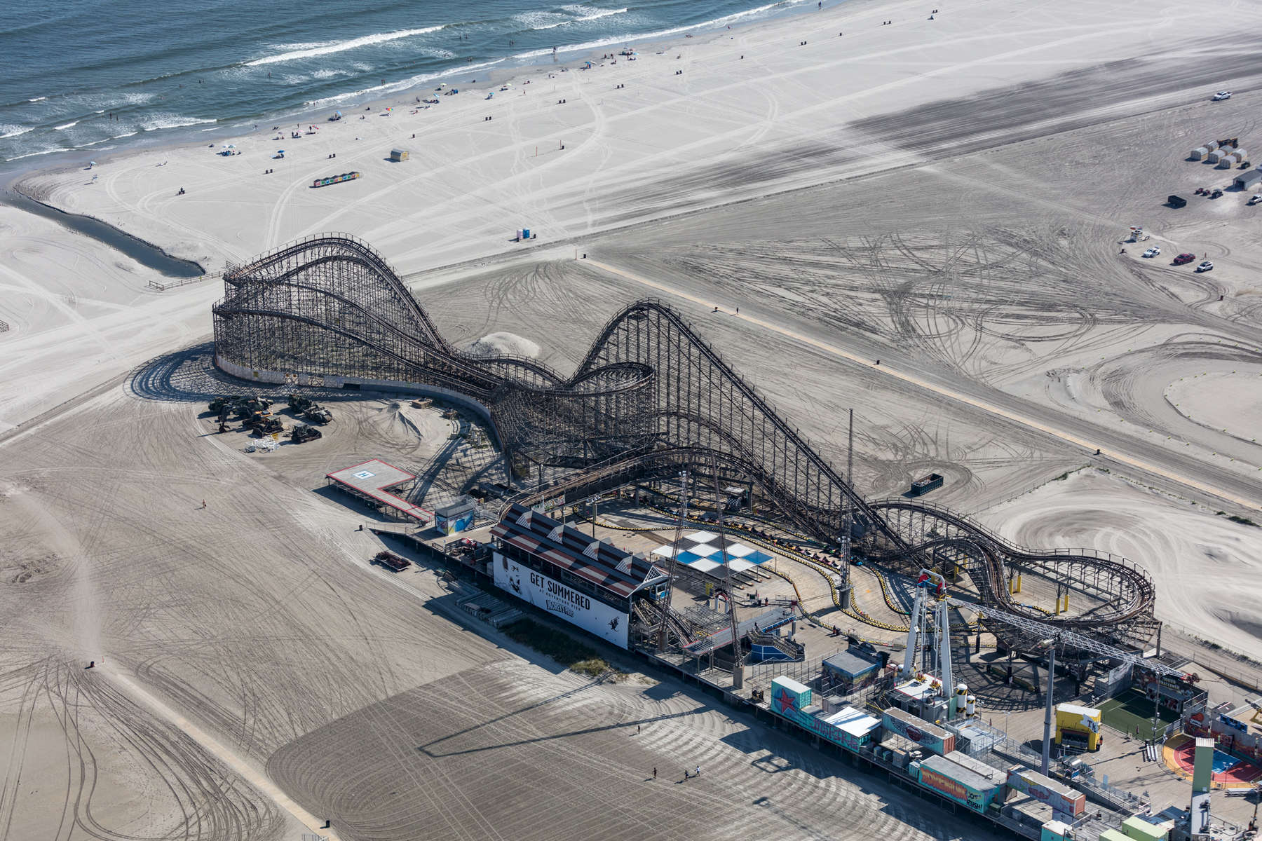 Wildwood Roller Coaster, Wildwood, New Jersey 2018 (180904-0558)