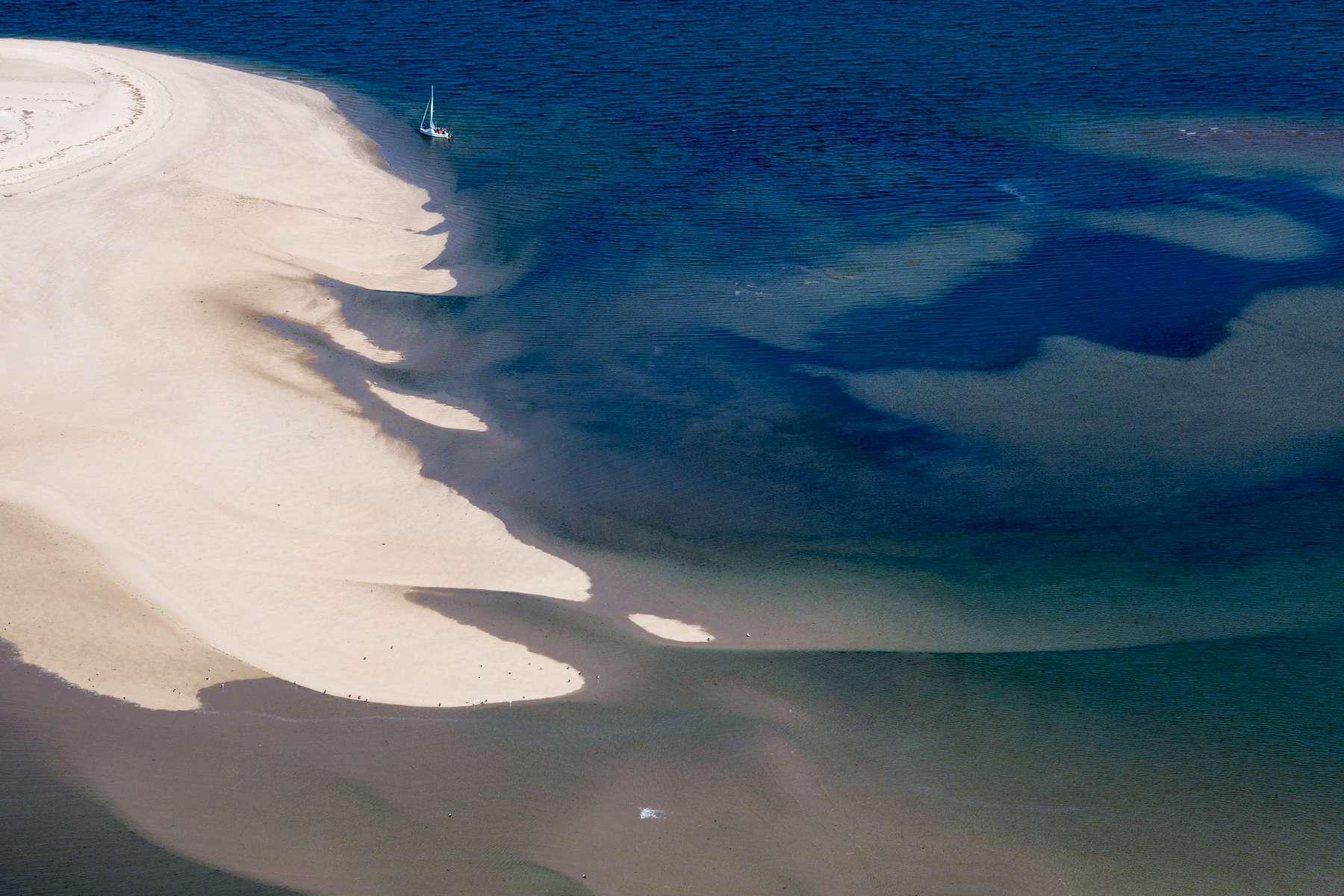 Long Shore Drift, Wellfleet, MA 2013 (130718-0239)