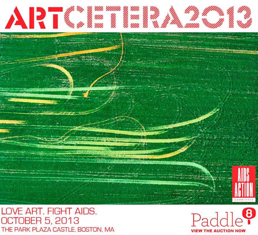 October 5, 2013Park Plaza CastleArtCetera Auction 2013Paddle8 Online AuctionMore than twenty-five years ago, a group of Boston-area artists came together in response to the AIDS crisis, which was claiming the lives of so many of their friends, fellow artists and colleagues. They responded by creating and organizing the first ARTcetera, a contemporary art auction held at Boston City Hall, to raise money for AIDS Action Committee.Over the years, ARTcetera has grown to become one of New England's premier art auctions and an essential funding source for AIDS Action. And, while the AIDS epidemic looks nothing like it did 25 years ago, this epidemic and AIDS Action's work are far from over.Once again, the arts community and AIDS Action will celebrate our extraordinary partnership in this fight to stop the epidemic by preventing new infections and optimizing the health of those living with HIV.
