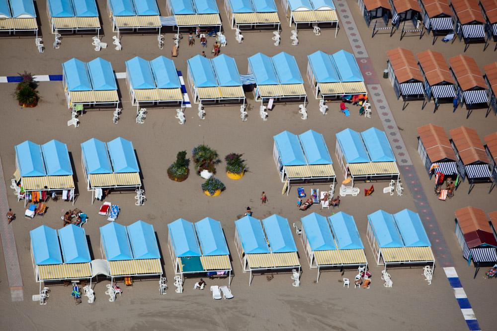 Beach Settlements, Italy 2010 (100902-0402)