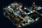 Coney Island Illuminated on a Summer EveningNew York, New YorkRef #: LS_4100_19