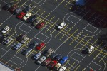 Parking Lot Markings Overlap Basketball CourtsWaltham, MassachusettsRef #: LS_5246_17