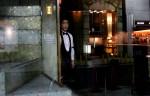 waiter, Shinjuku, Tokyo, Japan, portrait, street, bar