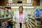 Pharmacist Ann J. Johnson, 52, is closing down the pharmacy she has owned for nine years, and where she has worked since 1983, in part because the State of Illinois is months behind reimbursing her expenses.