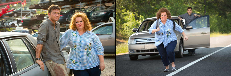 Jason Bateman, Melissa McCarthy,  {quote}Identity Thief{quote}