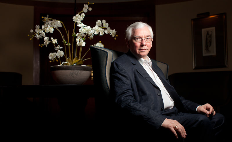 Portrait of Director Terence Davies