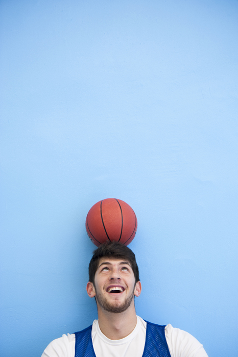 Shelby Rosenberg - basketball