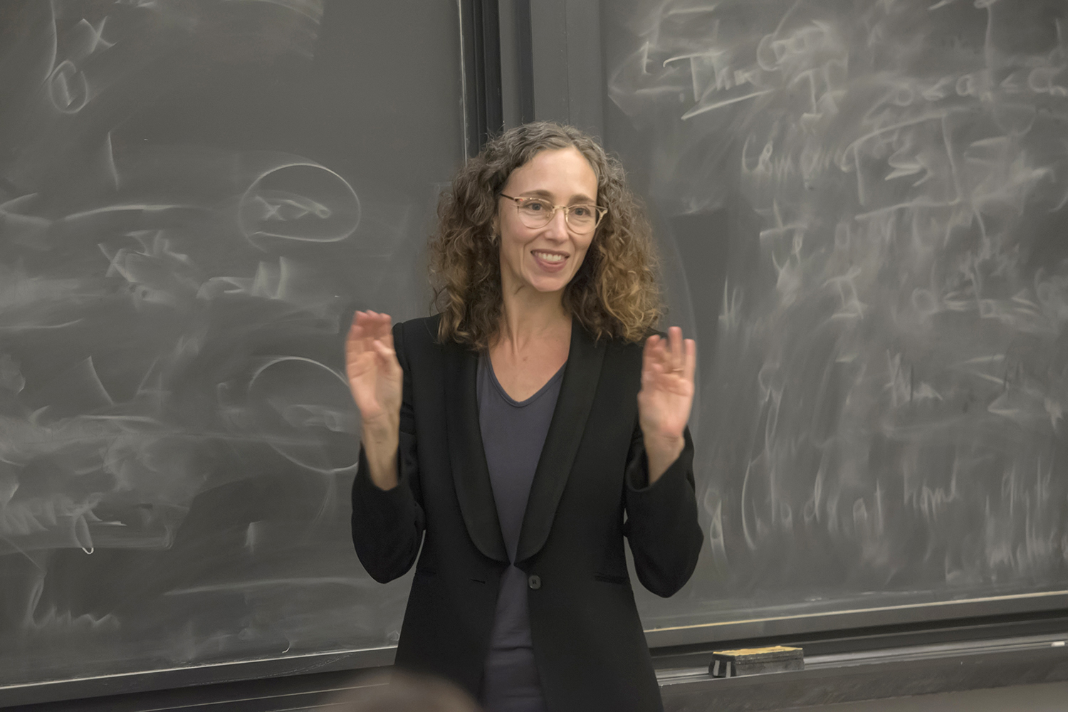Cognitive Science / Philosophy (CGS 316 / PHI 348 ) class taught by Hanna Pickard