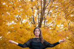 Erin Kumpf - Fall shoot - QiGong