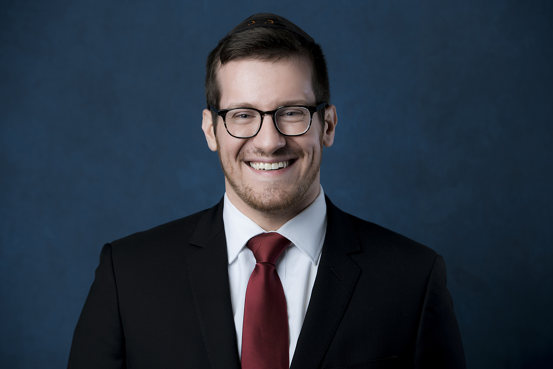 Baruch Schonbrun, rabbic student at RIETS